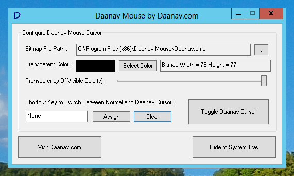 Mouse Cursor Software for Windows