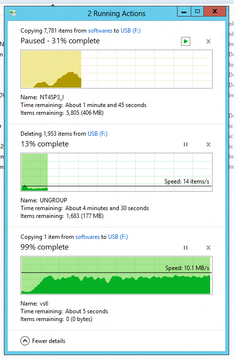 Multiple File Operations in Windows 8
