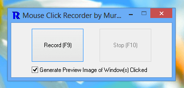 Mouse Macro Recorder